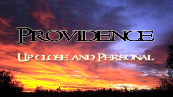 Providence: Up Close and Personal