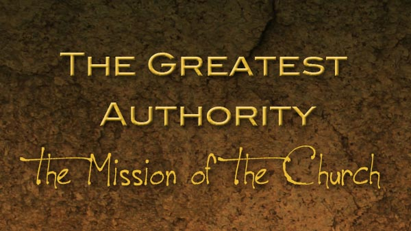 The Greatest Authority