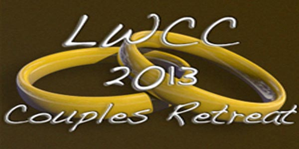 2013 Married Couples Retreat